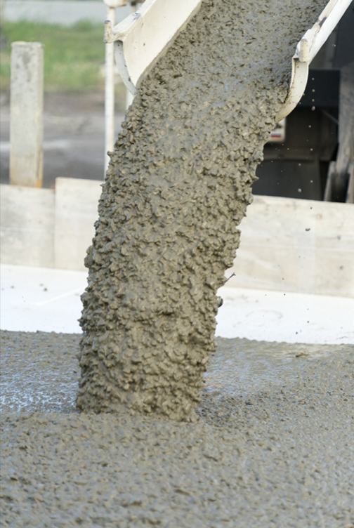 Houston concrete supplier
