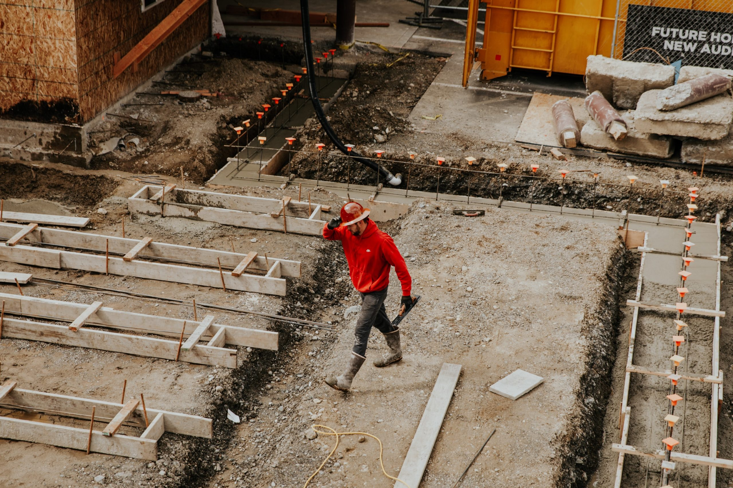 Houston ready mix concrete – Texas Concrete Ready Mix