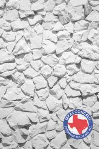 limestone rock aggregates from a Houston concrete supply